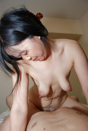 Sagging asian tits pictures — img 2