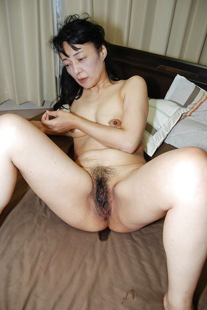 mature asian womane