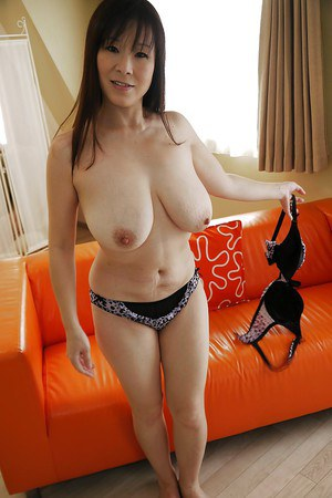Saggy asian tits mature
